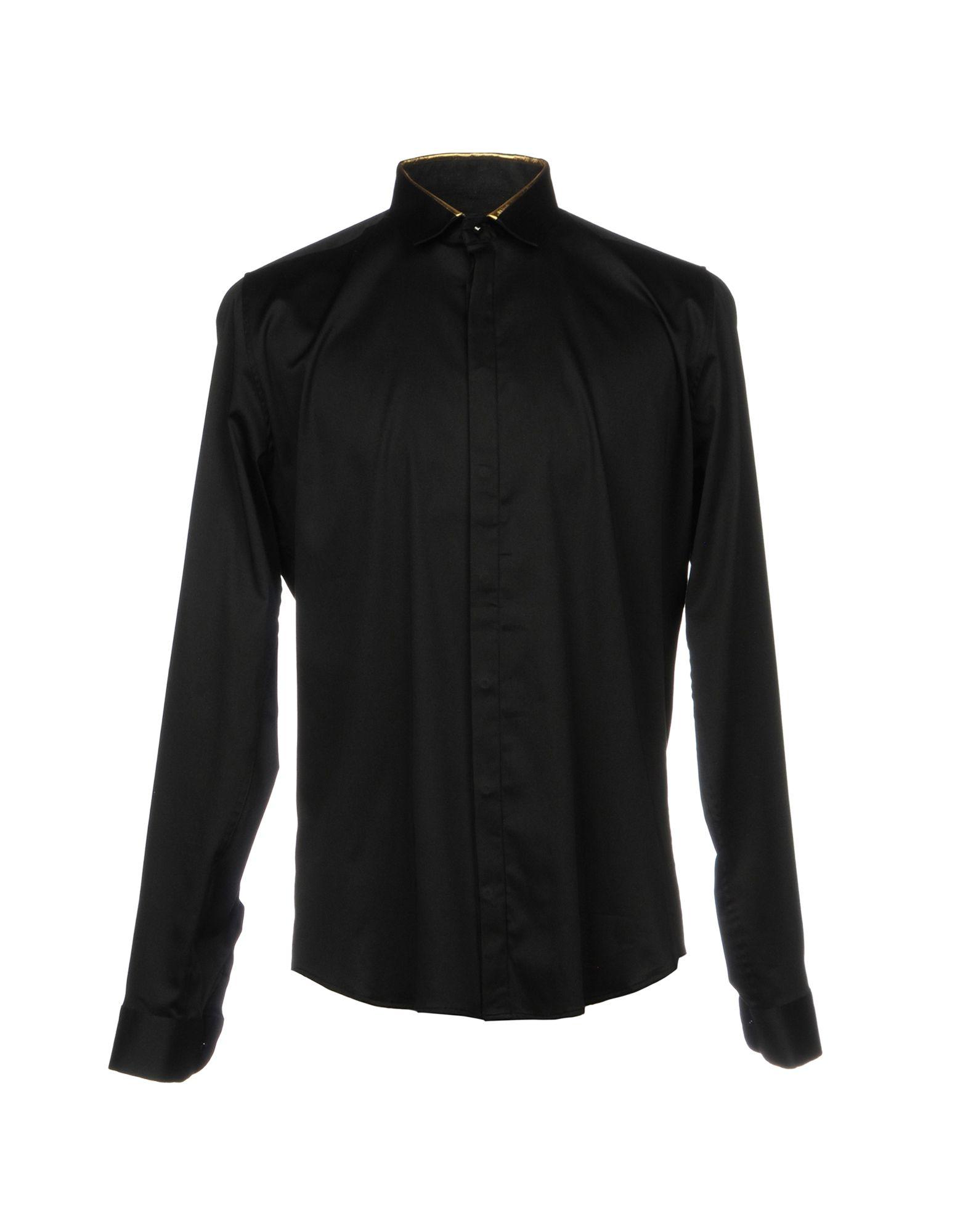 メンズ RH45 RHODIUM シャツ ブラック