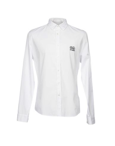LOVE MOSCHINO Chemise homme