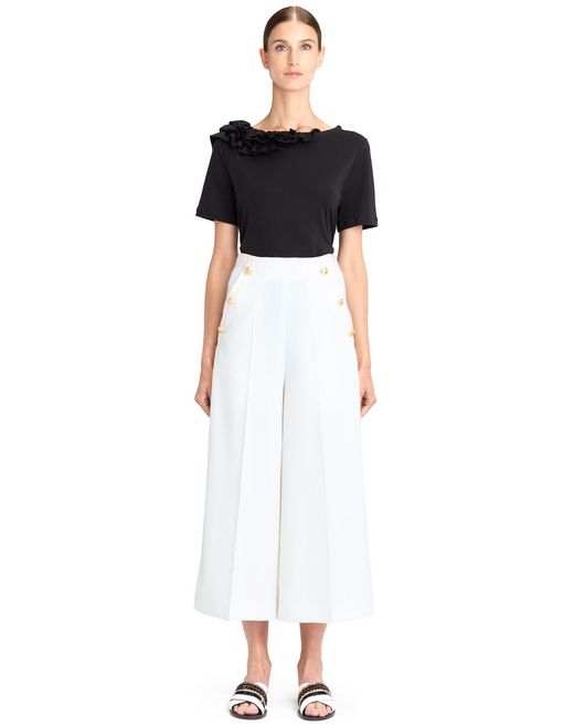 FRILLED TOP - Lanvin