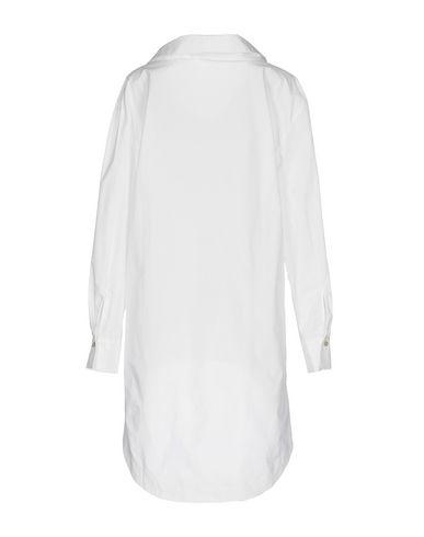 Фото 2 - Pубашка от BALOSSA белого цвета