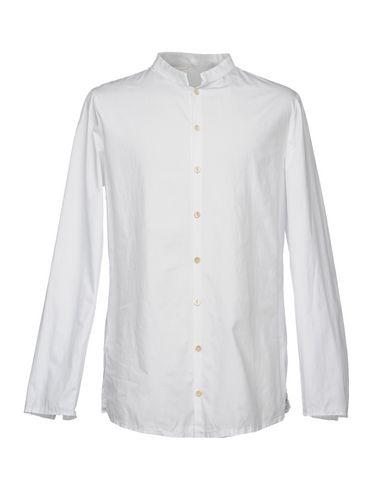 Фото - Pубашка от NOSTRASANTISSIMA белого цвета