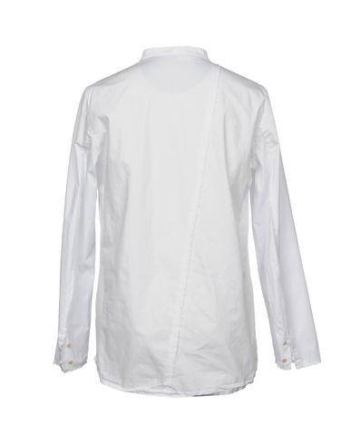 Фото 2 - Pубашка от NOSTRASANTISSIMA белого цвета