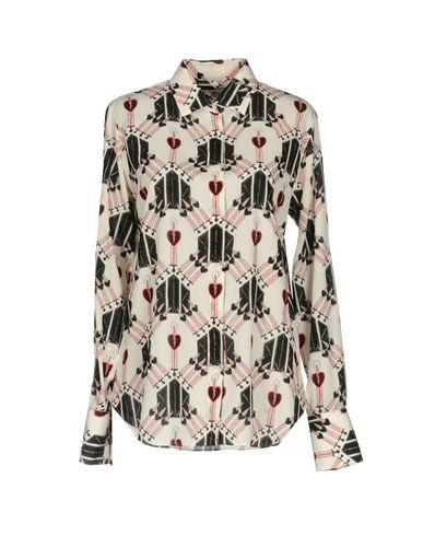 Купить Pубашка цвет слоновая кость