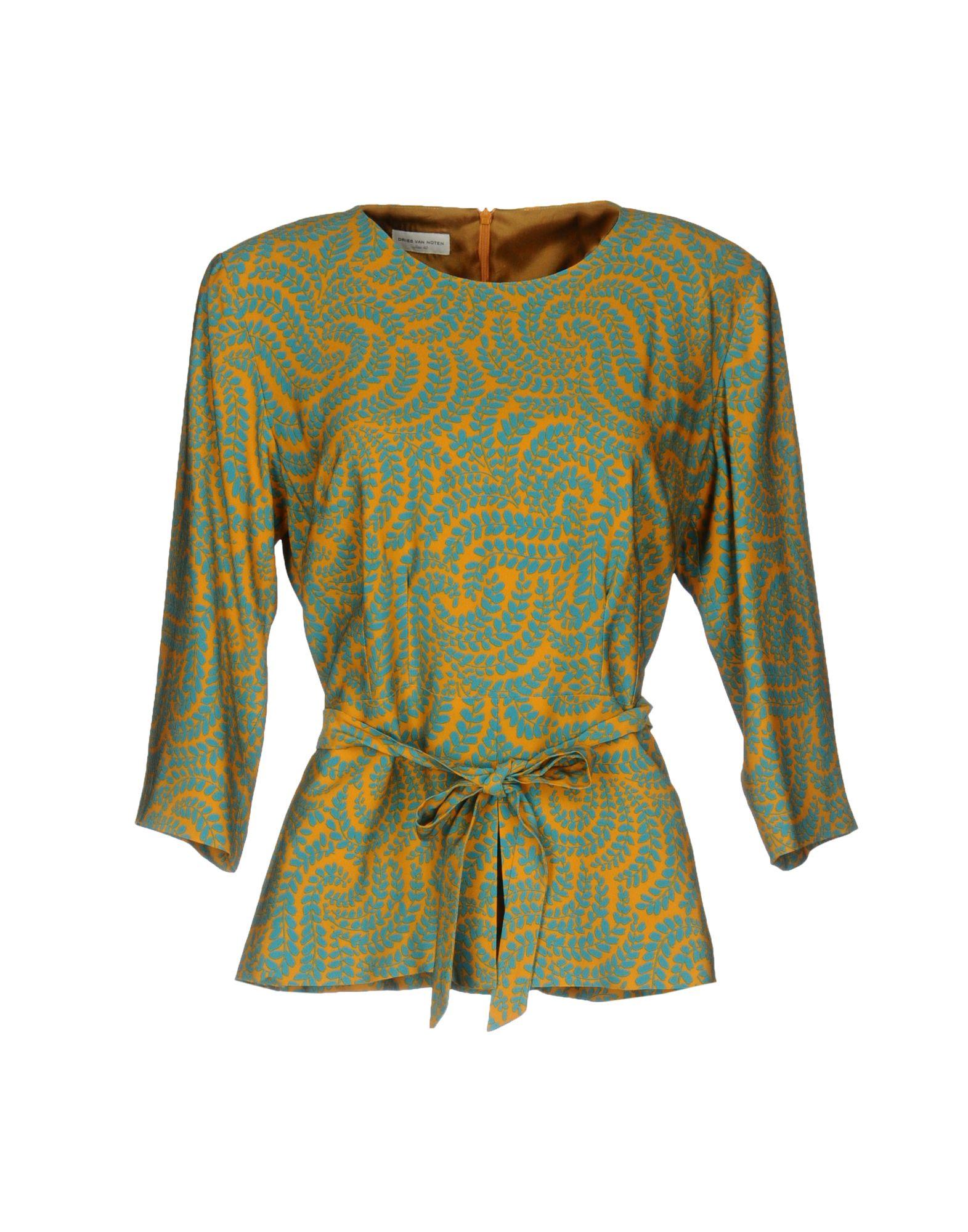 где купить DRIES VAN NOTEN Блузка по лучшей цене