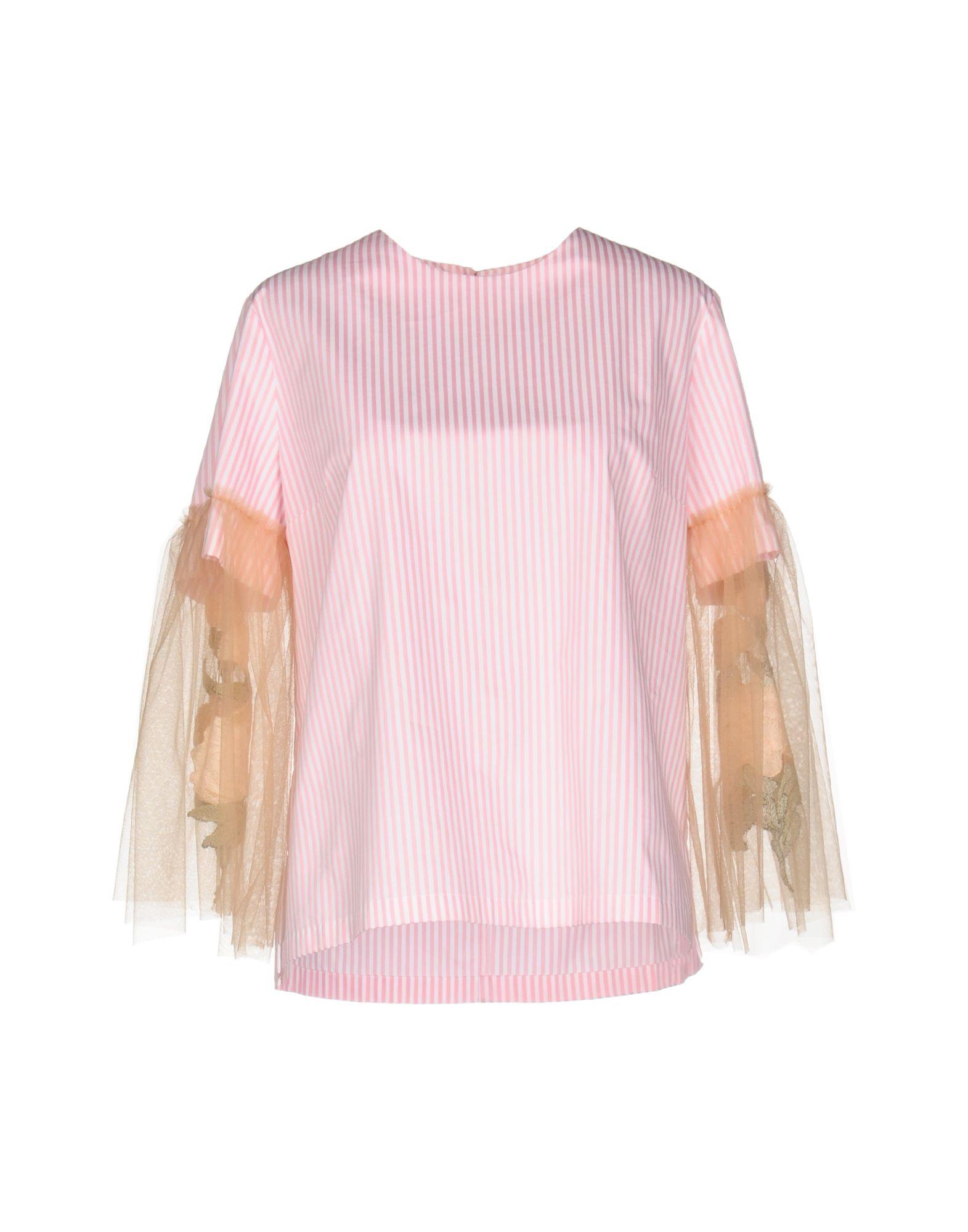 ELAIDI Blouse in Pink