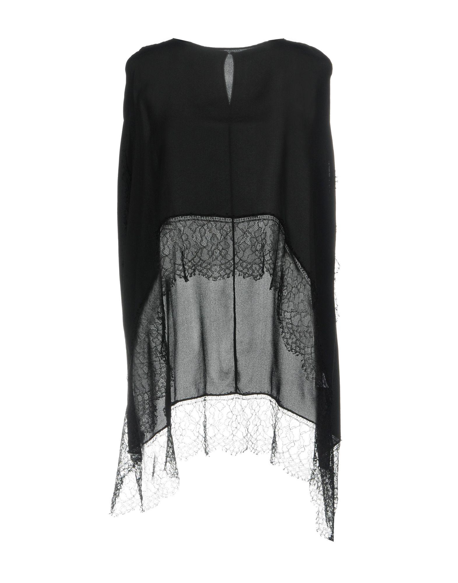 MONICA SARTI Blouse in Black