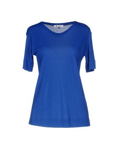 Фото - Женскую блузку  синего цвета