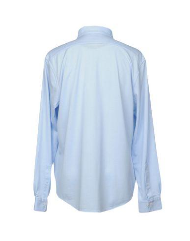Фото 2 - Pубашка от BROOKS BROTHERS небесно-голубого цвета