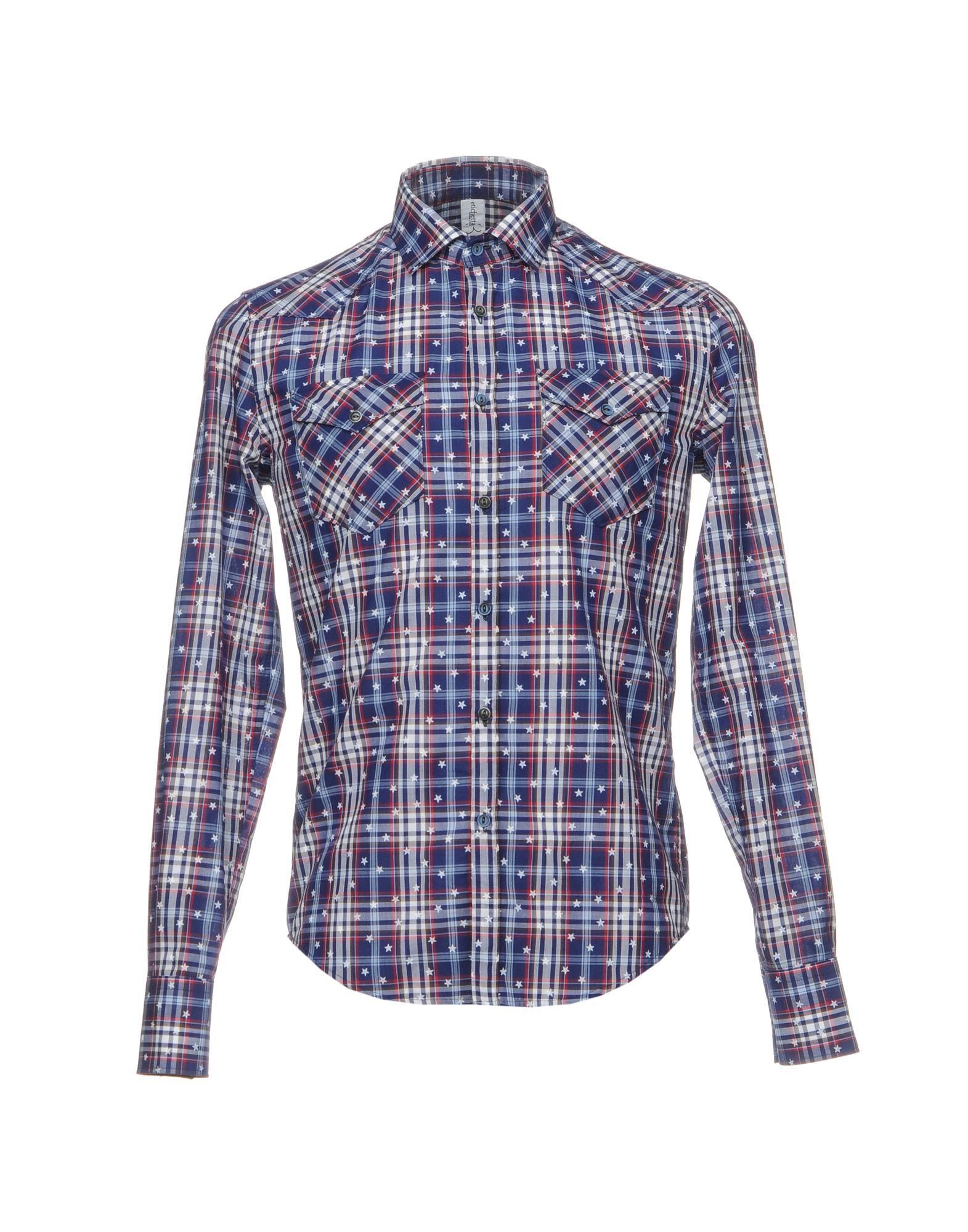 ФОТО etichetta 35 pубашка