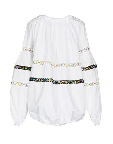 Фото 2 - Женскую блузку NORA BARTH белого цвета