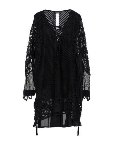 Короткое платье размер 40 цвет черный
