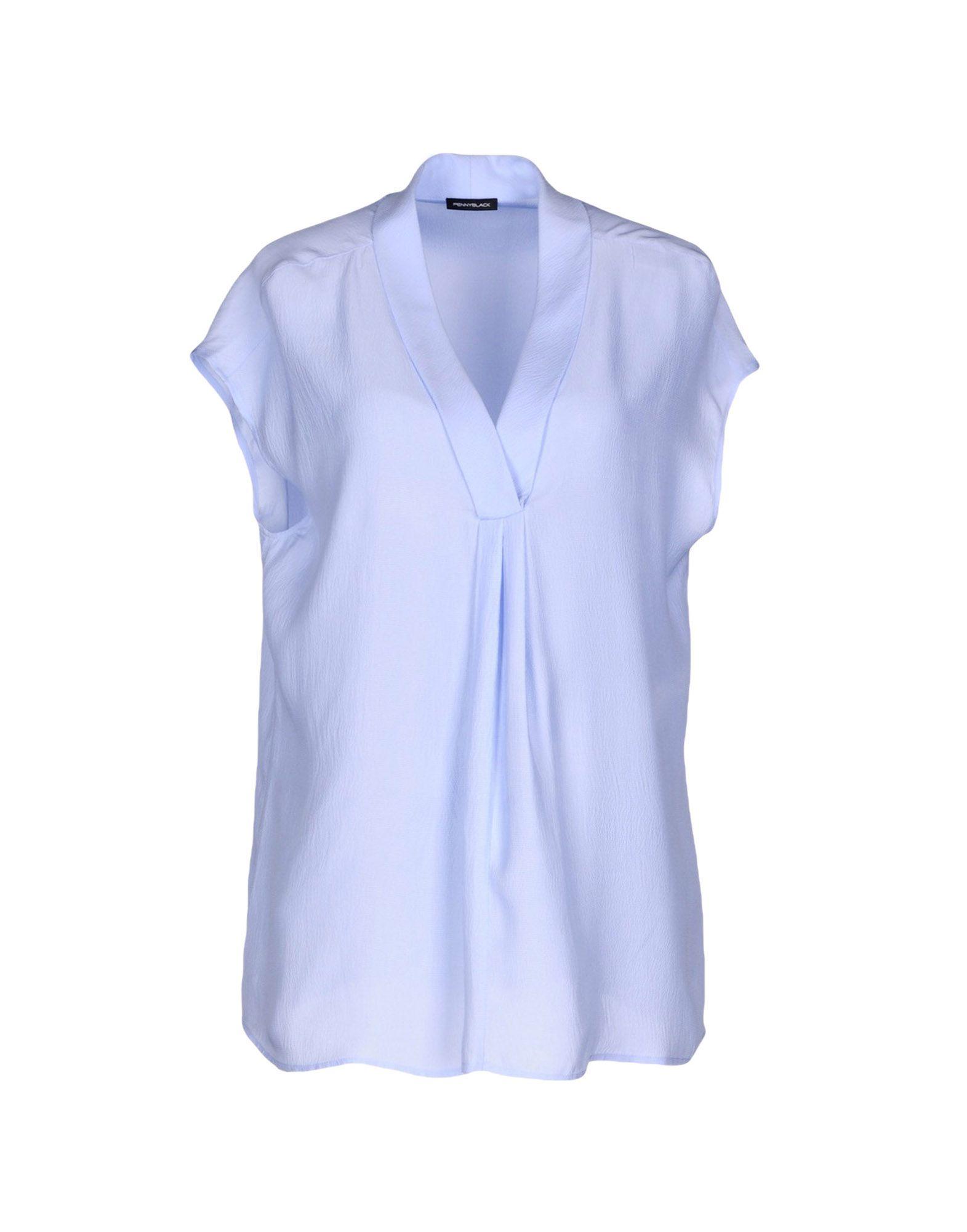 PENNYBLACK Блузка pennyblack шарф