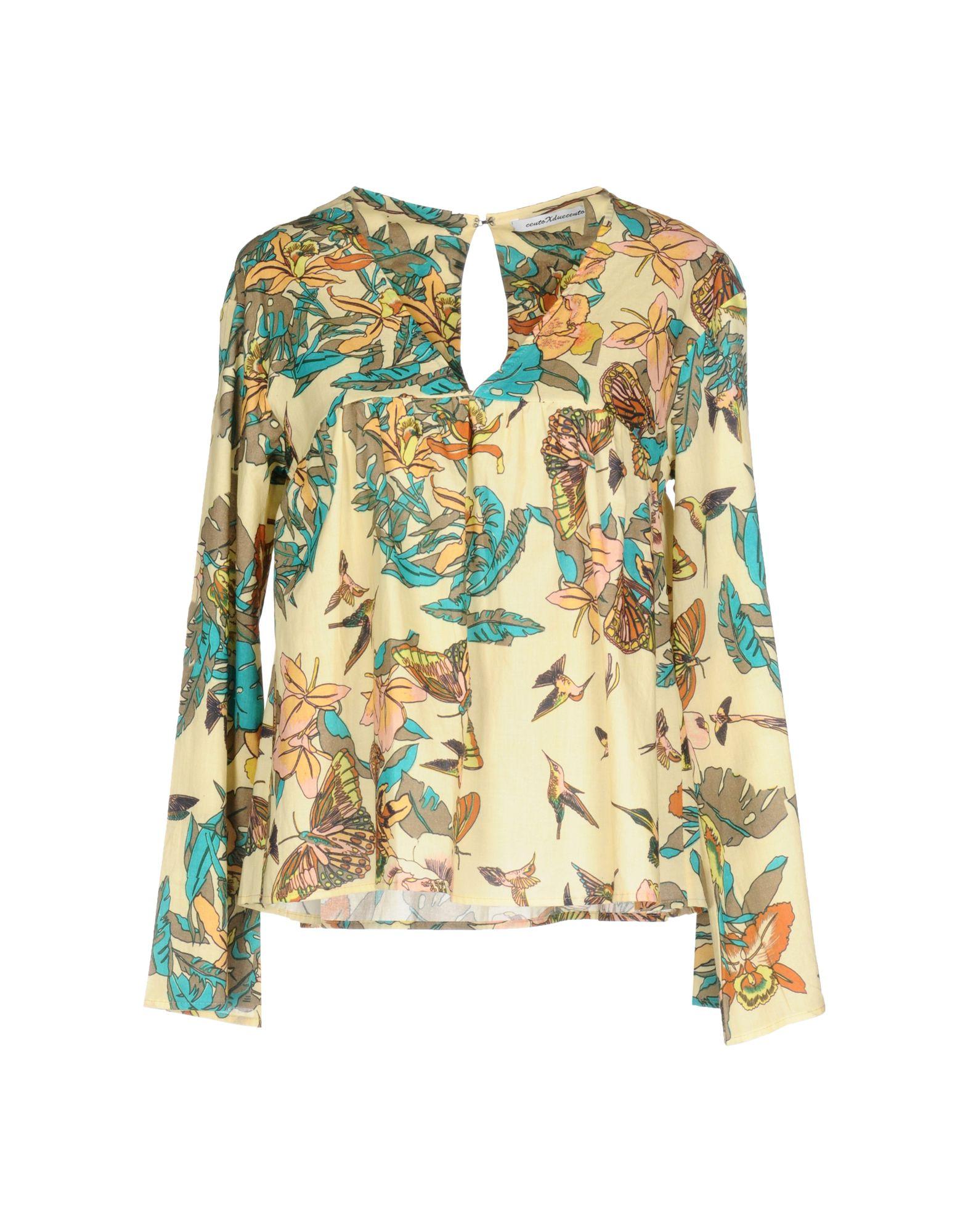 ФОТО 100x200 centoxduecento блузка