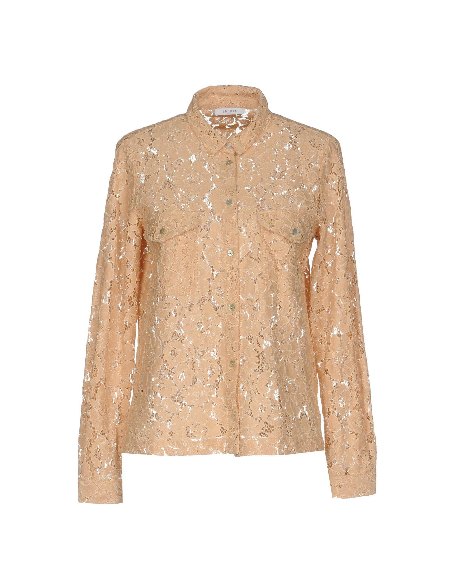 цена I BLUES Pубашка онлайн в 2017 году