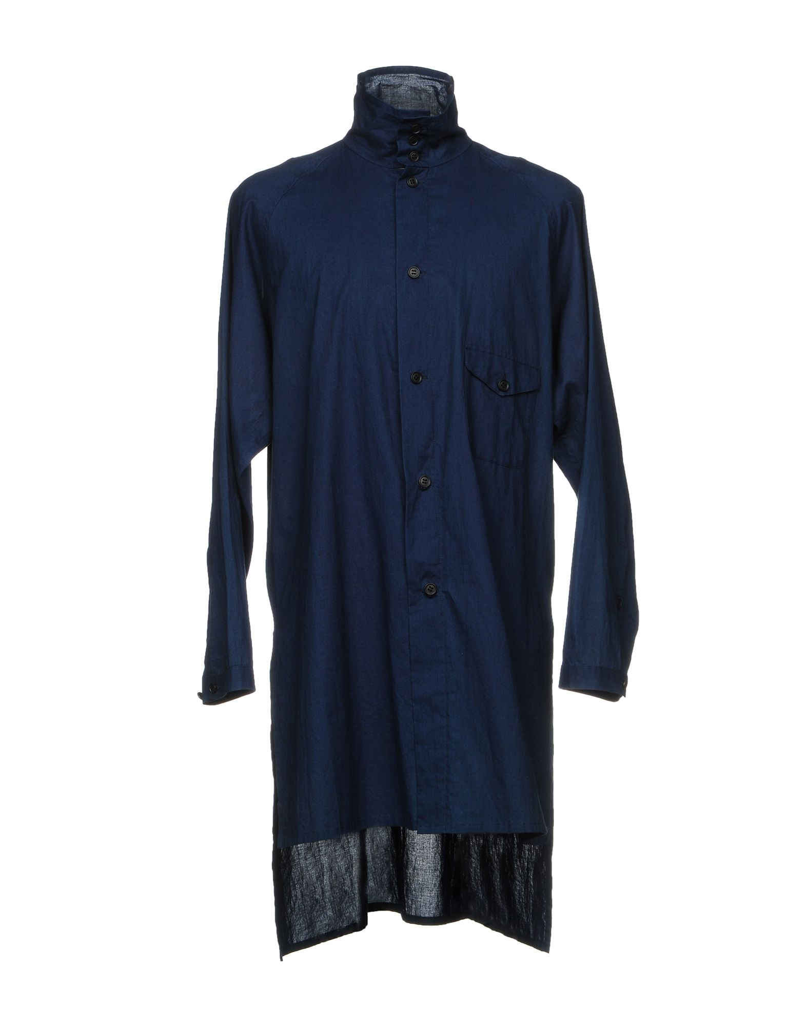 купить YOHJI YAMAMOTO POUR HOMME Pубашка по цене 54500 рублей