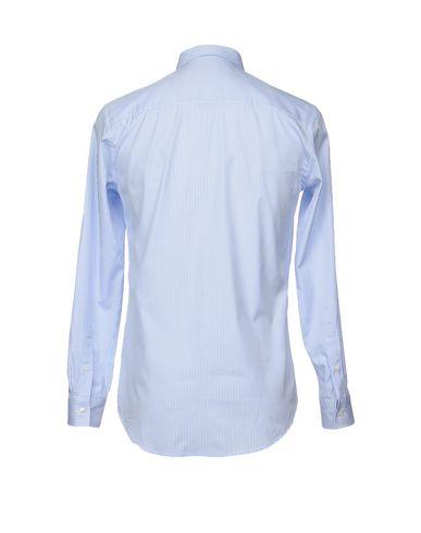 Фото 2 - Pубашка от MSGM лазурного цвета