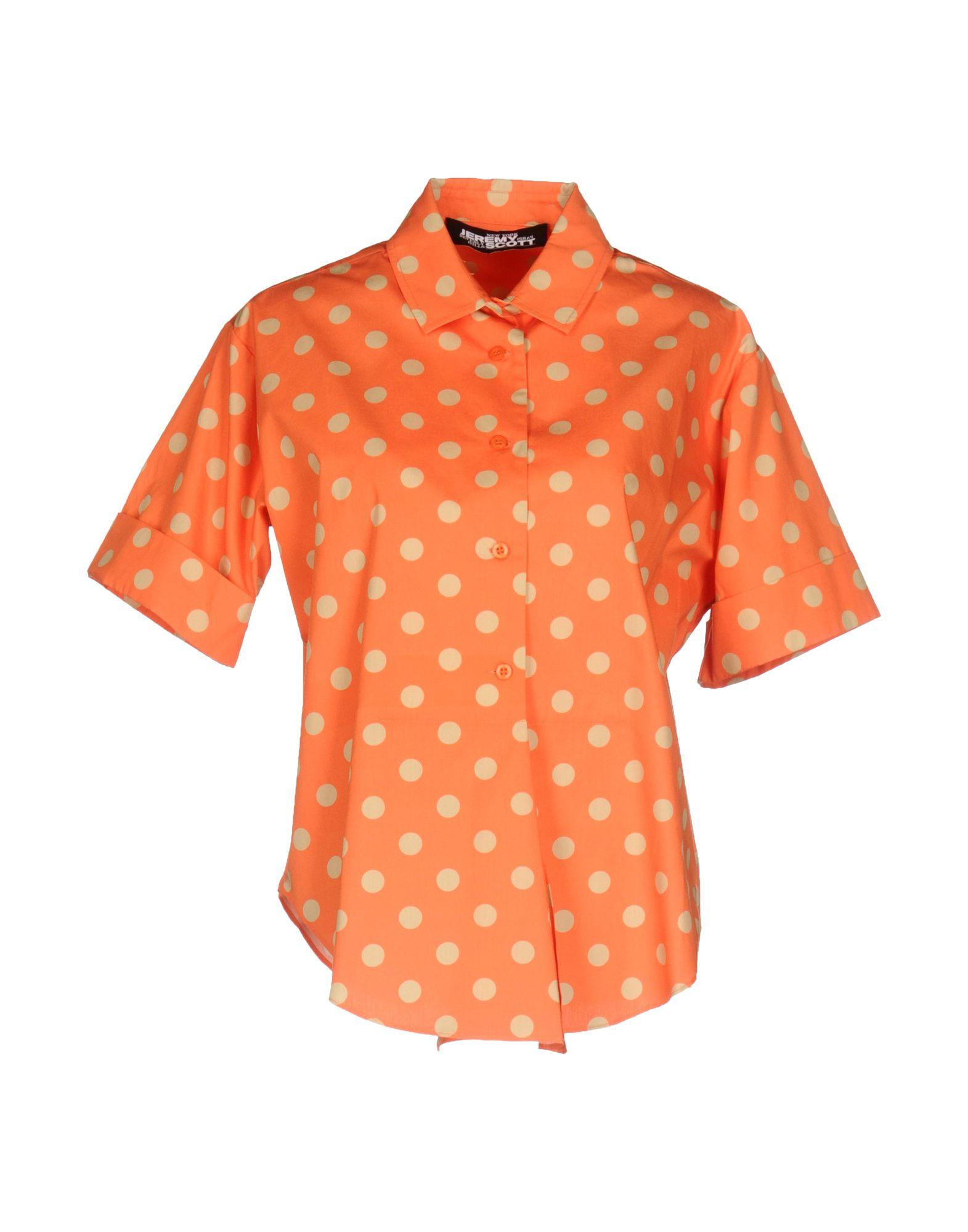 цена на JEREMY SCOTT Pубашка