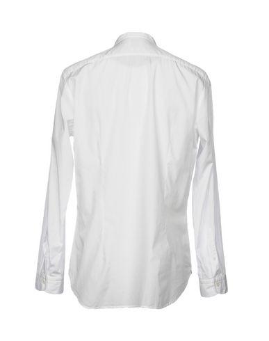 Фото 2 - Pубашка от AGHO белого цвета