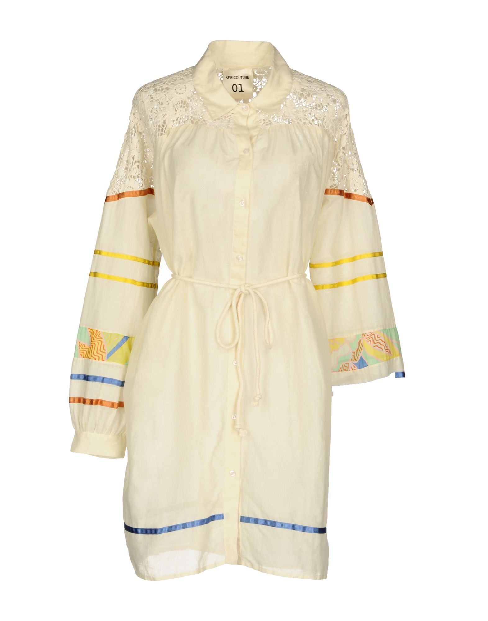 ФОТО semicouture Короткое платье