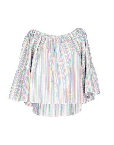 Фото - Женскую блузку SEE BY CHLOÉ красного цвета