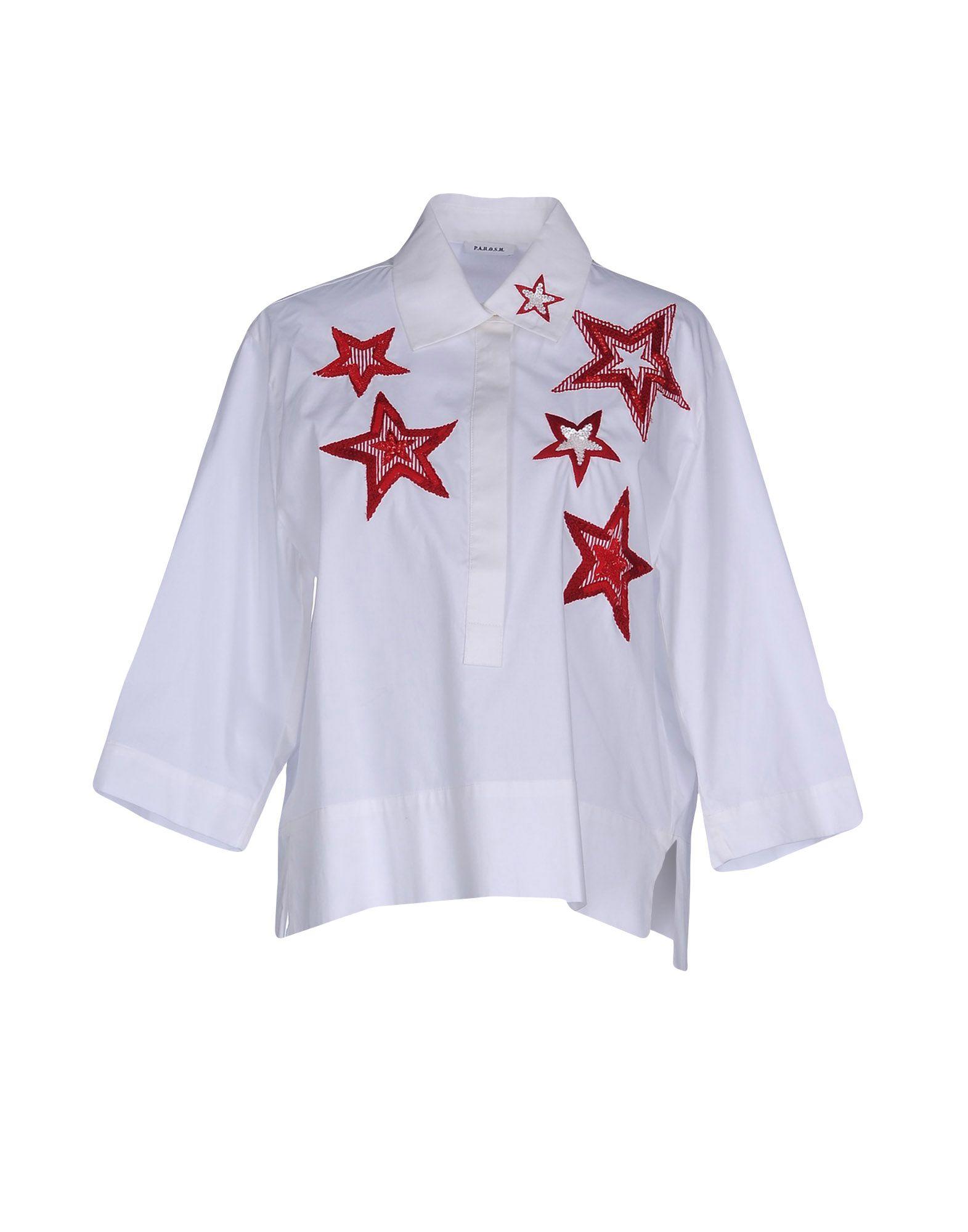 ФОТО p.a.r.o.s.h. блузка