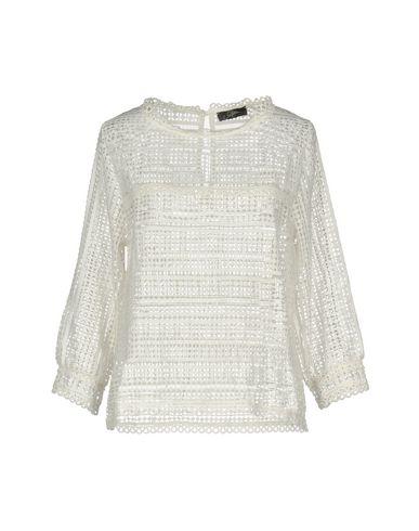 Купить Женскую блузку SOALLURE белого цвета