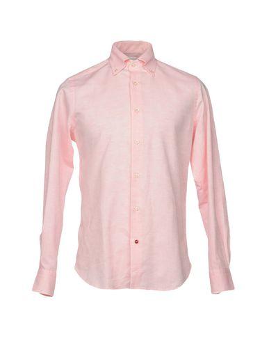 Фото - Pубашка от CÀRREL розового цвета
