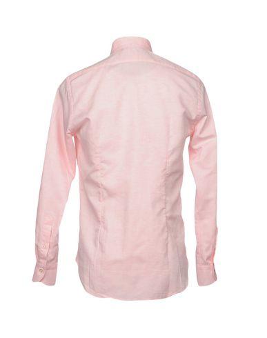 Фото 2 - Pубашка от CÀRREL розового цвета