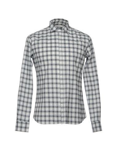 Купить Pубашка от AGLINI серого цвета