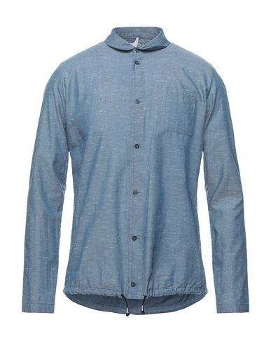 Фото - Pубашка от BERNA грифельно-синего цвета