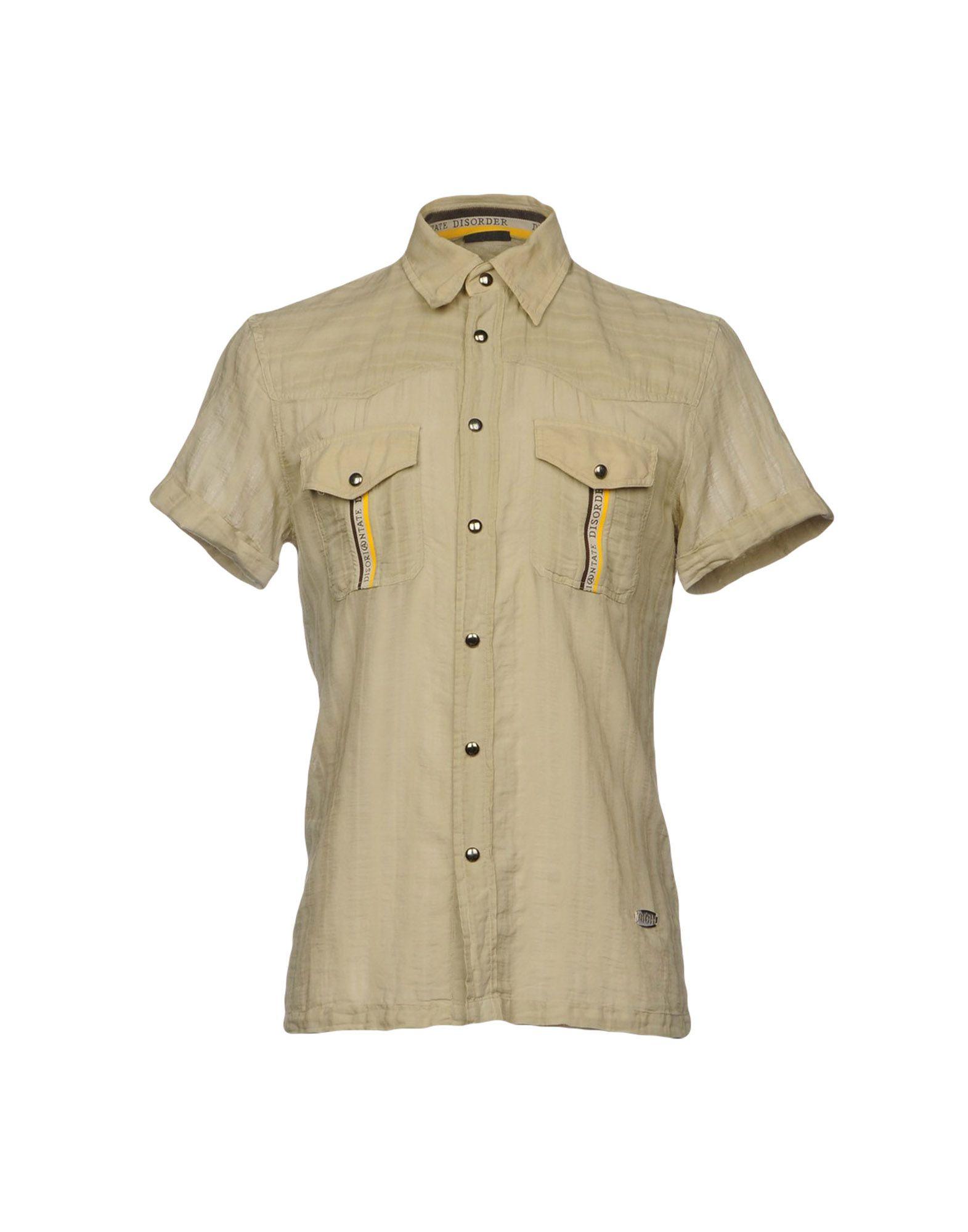 RICHMOND DENIM Pубашка