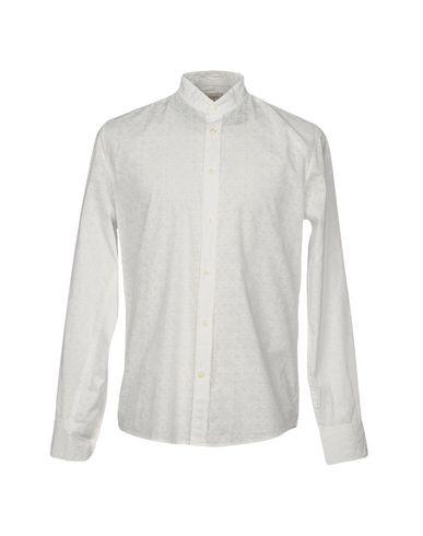 Фото - Pубашка от DEPERLU белого цвета