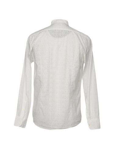 Фото 2 - Pубашка от DEPERLU белого цвета
