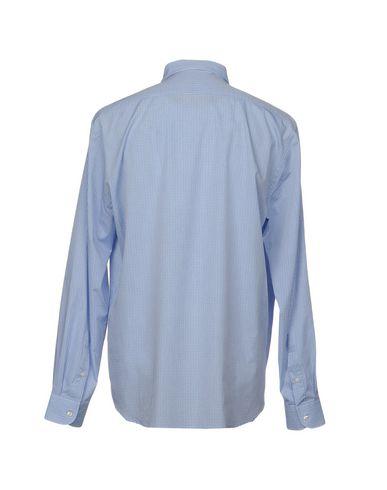 Фото 2 - Pубашка от NAVIGARE лазурного цвета