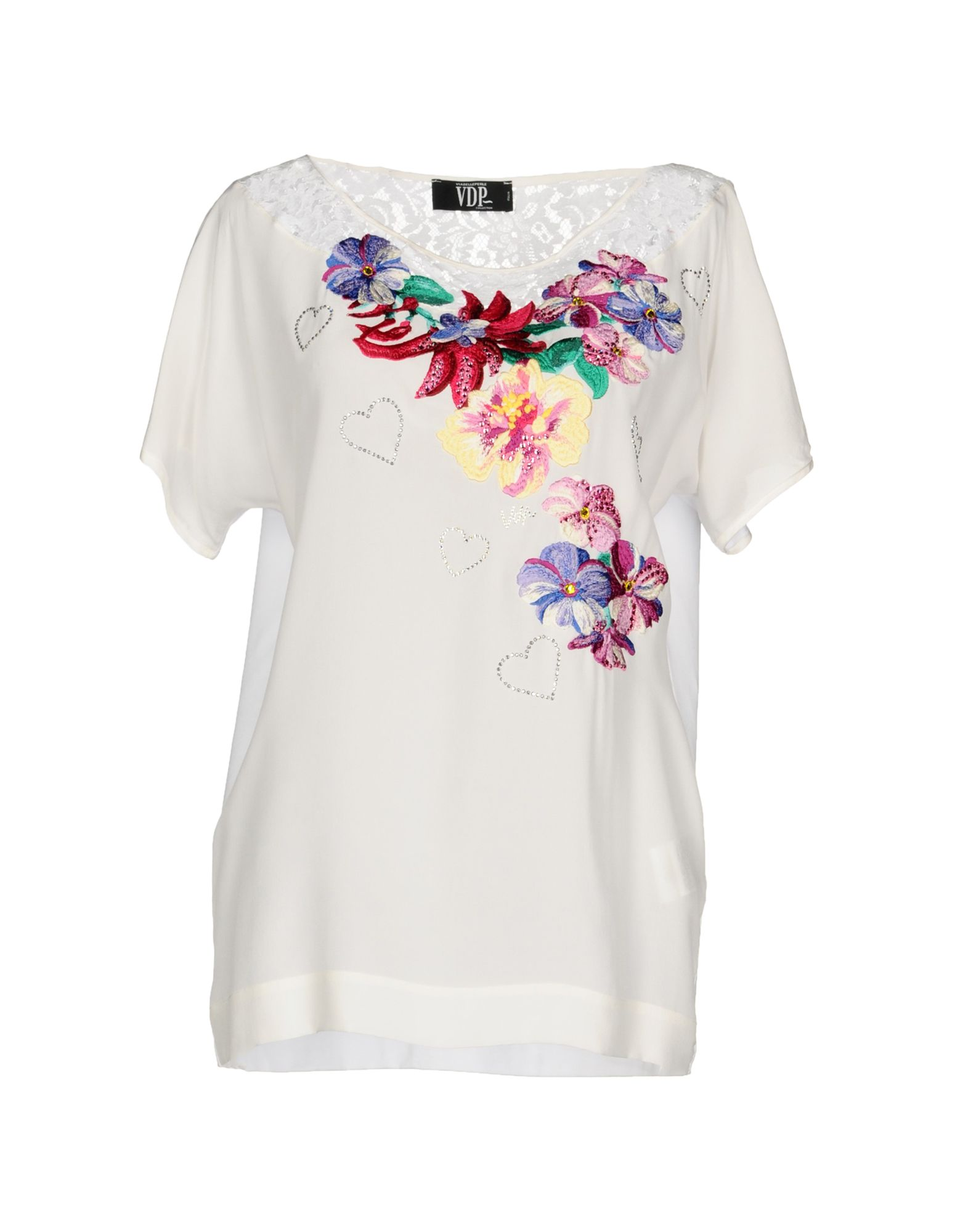 цены на VDP COLLECTION Блузка в интернет-магазинах