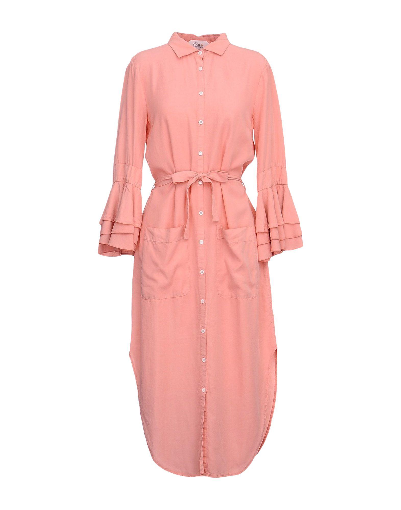 CYCLE Платье длиной 3/4 bobi платье длиной 3 4
