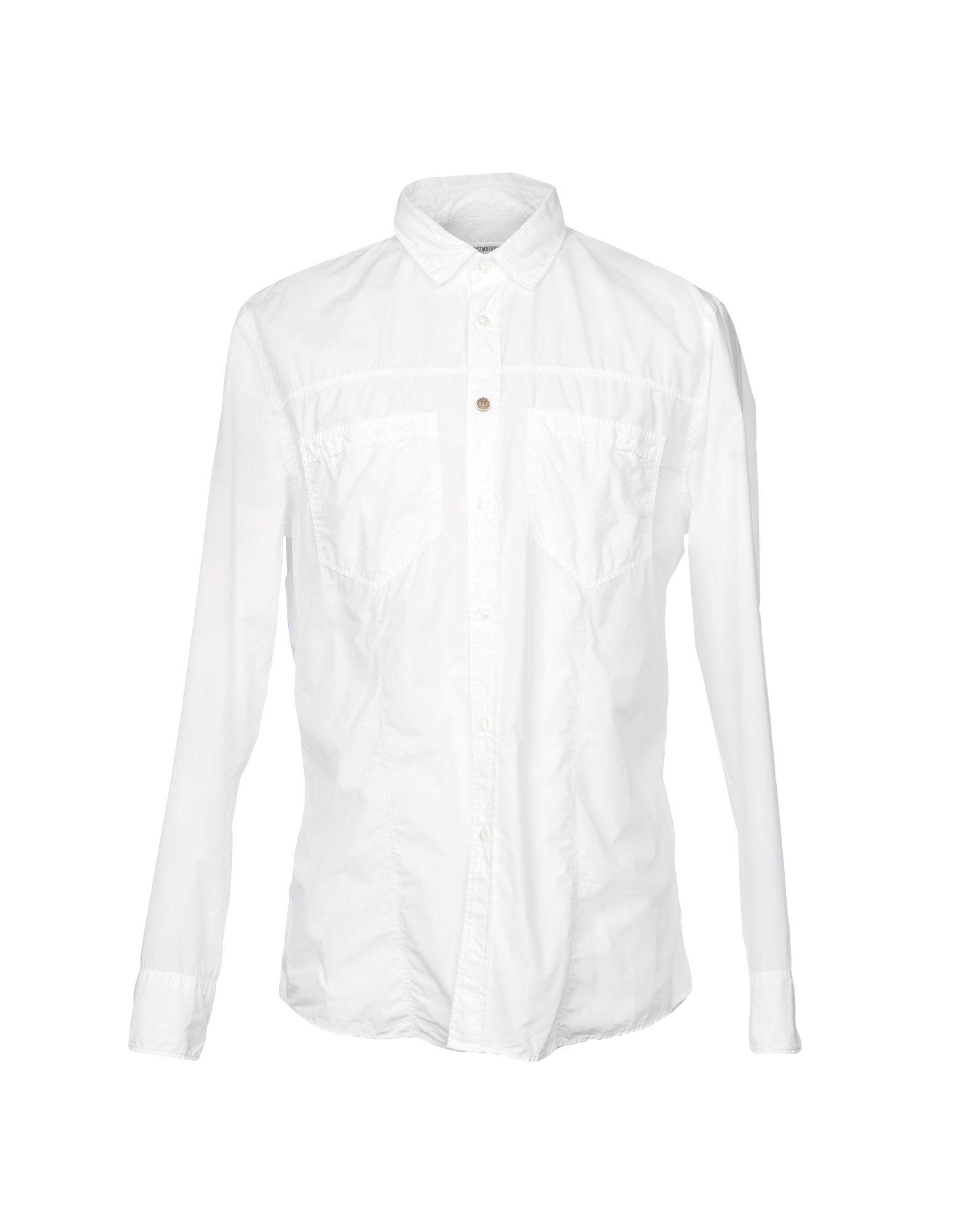 где купить BIKKEMBERGS Pубашка по лучшей цене