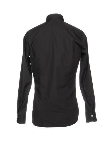 Фото 2 - Pубашка от SANTE DE CHIO черного цвета