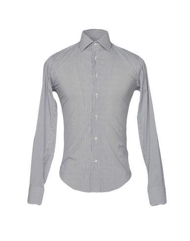 Фото - Pубашка от BRIAN DALES цвет стальной серый