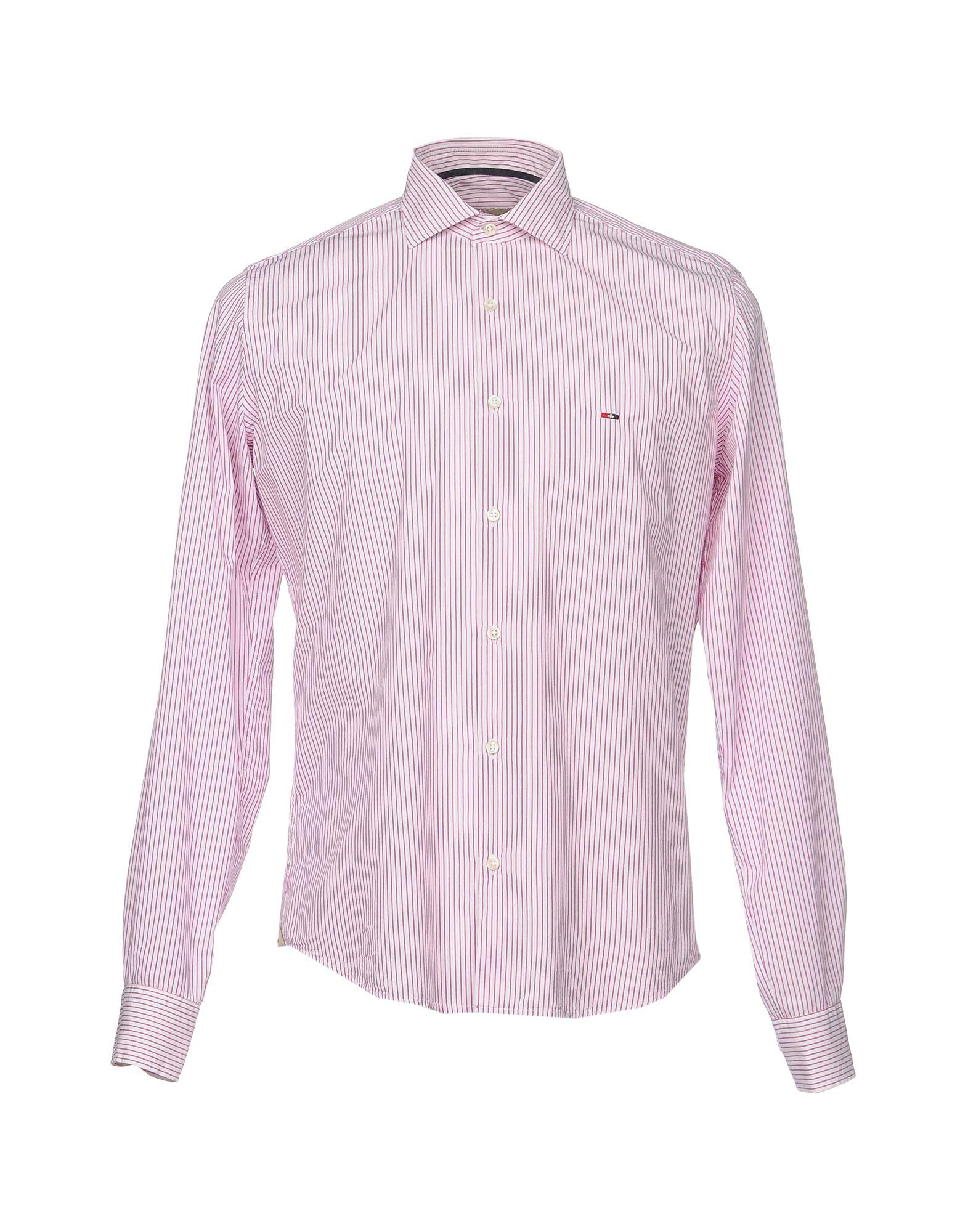 WEBB & SCOTT CO. Pубашка рубашки webb