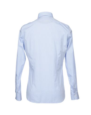 Фото 2 - Pубашка лазурного цвета