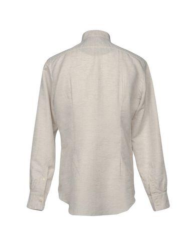 Фото 2 - Pубашка от ELEVENTY светло-серого цвета