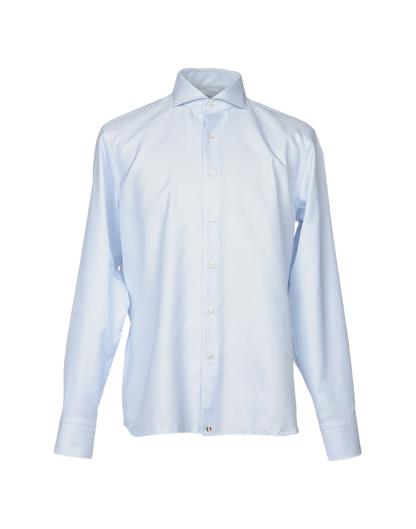 SHIRT FACTORY COLLECTION Pубашка shirt jimmy sanders shirt