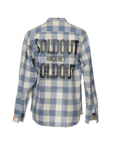 Фото 2 - Pубашка от SOLD OUT небесно-голубого цвета