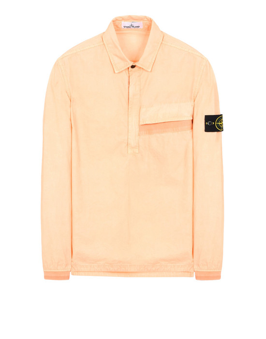 OVER SHIRT 106WN T.CO+OLD STONE ISLAND - 0