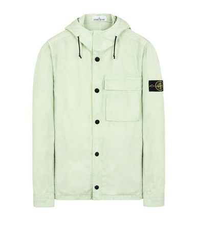 STONE ISLAND OVERSHIRT 118WN T.CO+OLD