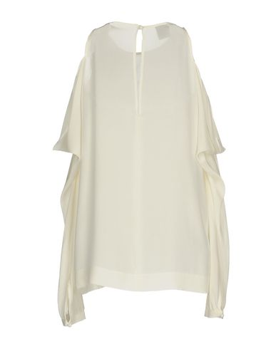 Фото 2 - Женскую блузку  цвет слоновая кость