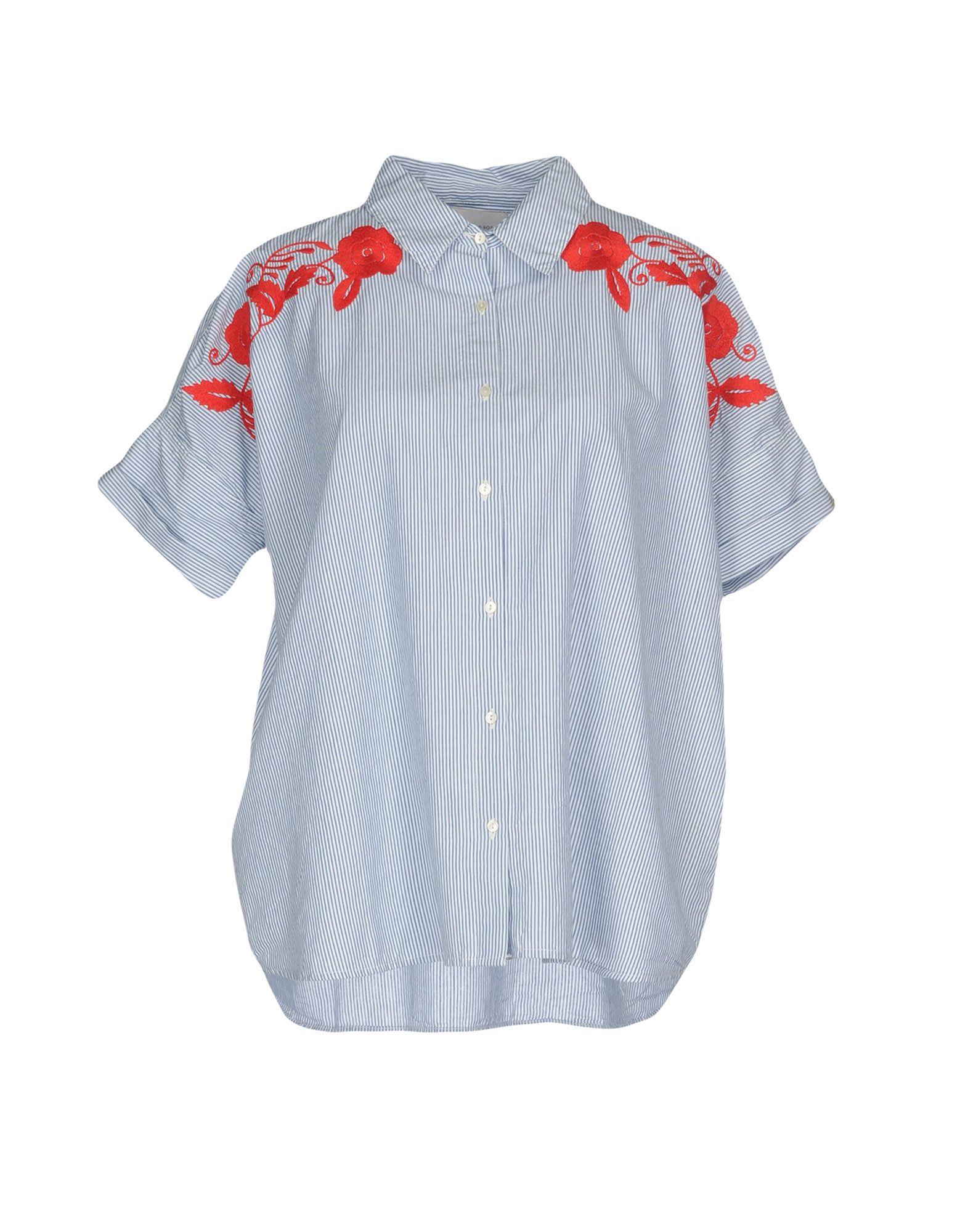 SCOTCH & SODA Pубашка delusion pубашка