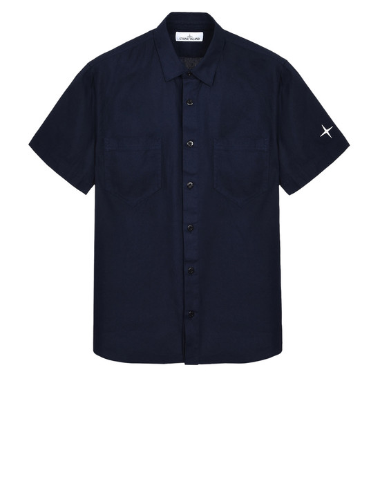 STONE ISLAND Short sleeve shirt 12609