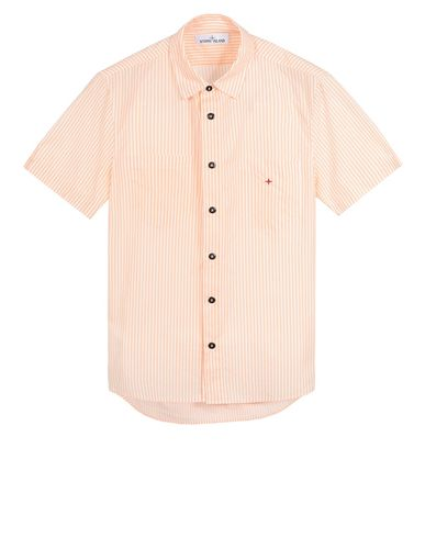 STONE ISLAND Short sleeve shirt 126X4 STONE ISLAND MARINA